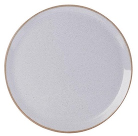 Porland Seasons Pizza Plate D32cm Grey
