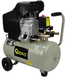 Geko G80300 Oil Compressor 24l 8bar 210l/min