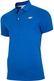4F Mens Polo Shirt NOSH4 TSM007 36S Blue L