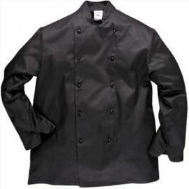 Viesnīcu Tekstils Chef Jacket Somerset L Black