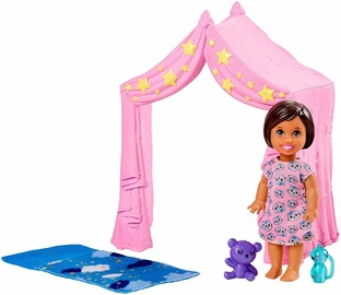 Nukk Mattel Barbie Skipper Babysitters INC & Playset FXG97