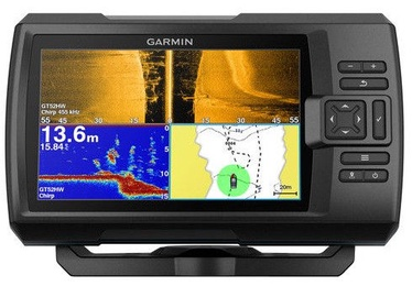 Garmin Striker Plus 7sv Worldwide GT52