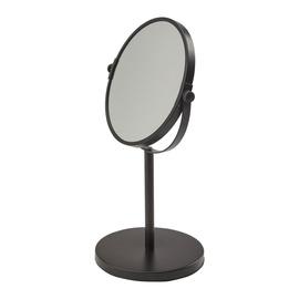 Aquanova Beau 3x Magnifying Mirror Black