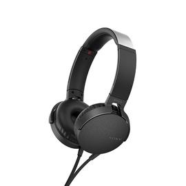 Kõrvaklapid Sony MDRXB550APB.CE7 Black
