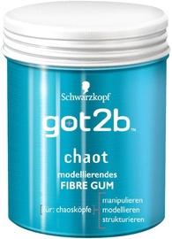 Schwarzkopf Got2B Chaotic Moulding Fibre Gum 100ml