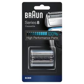 Насадка бритвы Braun 83M, matt silver