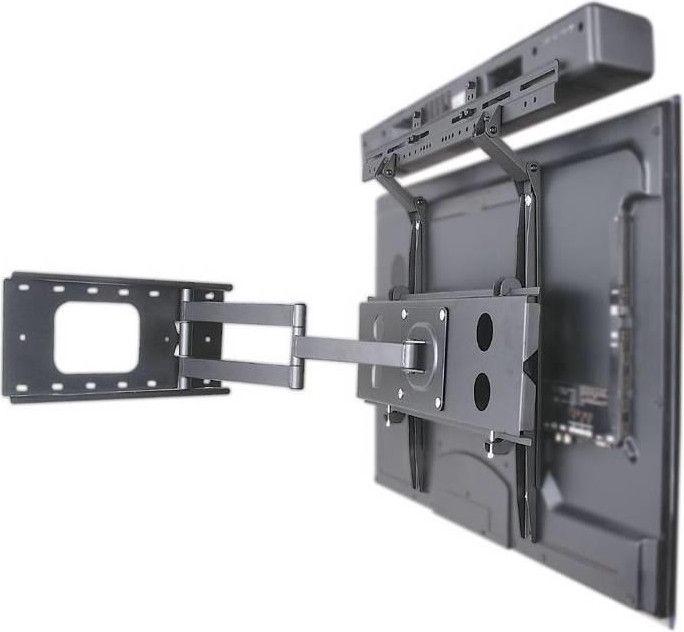 Techly 020683 Adjustable Soundbar Mount VESA Black