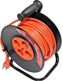 Besk Extension Cord a/z 50m 3Gx1.5mm