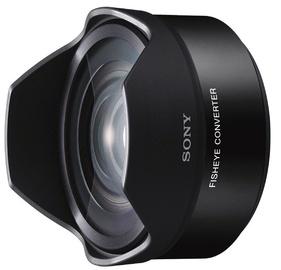 Objektiiv Sony VCL-ECF2 10-13mm f/2.8-22 Fisheye Converter, 150 g
