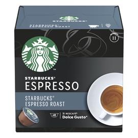 Kohvikapslid Starbucks Espresso Roast Dolce Gusto, 66 g