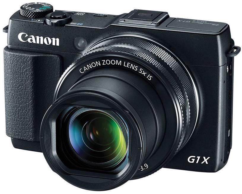 Canon PowerShot G1X Mark II Black