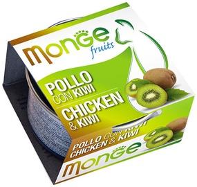 Monge Fruits Chicken & Kiwi 80g