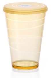 Tescoma MyDrink Cup with Lid 400ml Orange