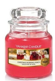 Yankee Candle Christmas Morning Punch 104g Red