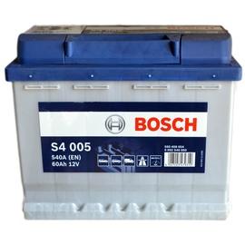 Aku Bosch S4, 60 Ah, 540 A, 12 V