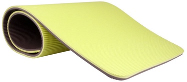 inSPORTline Exercise Mat Profi 180cm Yellow