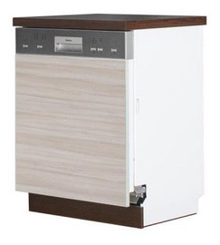 Bodzio Ola Dishwasher Cabinet Open 60 Latte