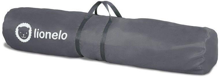 Lionelo Noor Travel Bed Grey