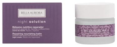 Näokreem Bella Aurora Night Solution Repairing Nourishing Balm, 50 ml