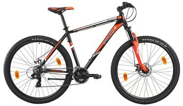 """Jalgratas Bottari Good Bike Desert 52cm 29"""" Matt Black Red"""