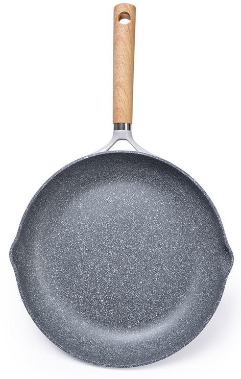 Fissman Shadow Borneo Frying Pan D28cm Grey