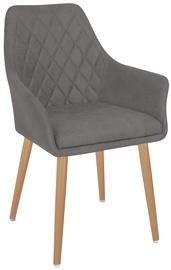 Halmar K343 Chair Grey