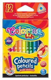 Värvipliiatsid Colorino Mini 33077PTR, 12 tk