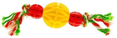 Baxter Toys Three Balls With Rope BM