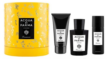 Komplekt meestele Acqua Di Parma Colonia Essenza 100 ml EDC + 75 ml Shower Gel + 50 ml Deodorant Spray