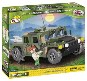 Konstruktor Cobi Small Army NATO Armored All-Terrain Vehicle 24304, 255 tk