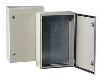 Tibox Automatic Switch Panel ST8 830 IP66 800x800x300mm