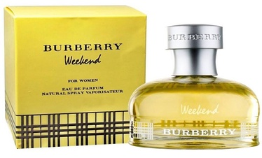 Parfüümid Burberry Weekend 100ml EDP