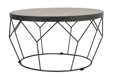 Aialaud Home4you Sandstone Garden Table Dark Grey (kahjustatud pakend)
