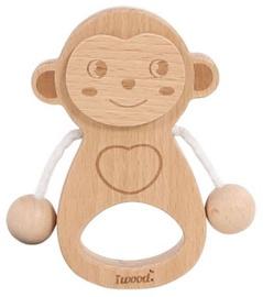 Kõristi Iwood Wooden Monkey Handbell 739377