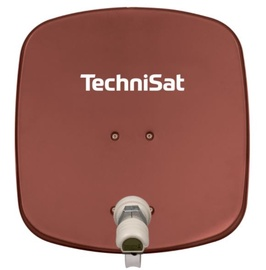 TechniSat TV Sat DigiDish 45 Single Red