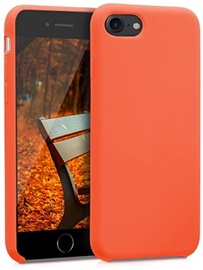 Riff Thin And Soft Back Case For Apple iPhone 7/8/SE 2020 Orange