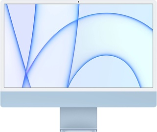 """Apple iMac / MJV93RU/A / 24"""" Retina 4.5K / RUS / M1 7-Core GPU / 8GB RAM / 256GB Blue"""