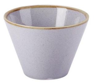 Porland Seasons Conical Bowl D9cm Grey