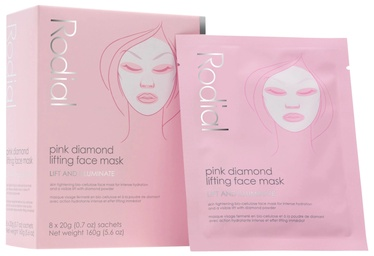 Rodial Pink Diamond Mask Lifting Face Mask 8x20g