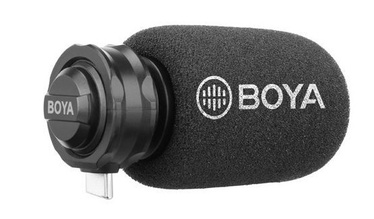 Boya BY-DM100 USB Type-C Digital Stereo Microphone