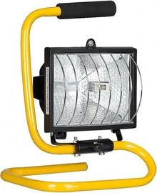 Actis ACS Halopak Floodlight Black Portable 500W