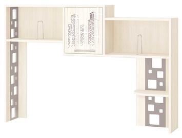 DaVita Megapolis 55.19 Shelf For Desk Astrid Pine