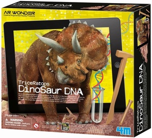 4M Triceratops Dinosaur DNA 7003
