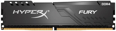 Kingston HyperX Fury Black 16GB 2400MHz CL15 DDR4 HX424C15FB4/16