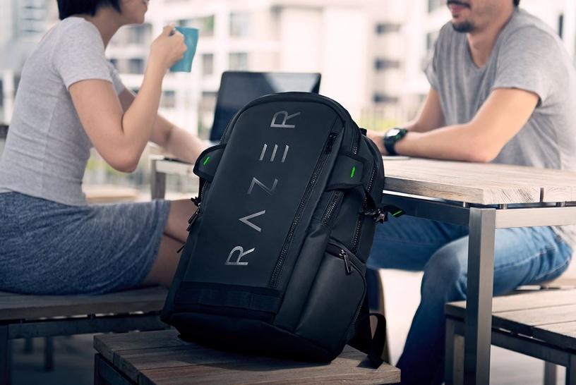 "Razer Rogue Notebook Backpack For 13-14"" Black"