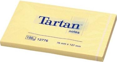 3M Tartan T12776 Sticky Notes