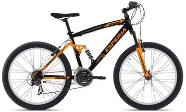 """Jalgratas Esperia Full, oranž, 26"""", 26"""""""