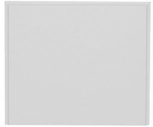 KOLO UNI2 Bath Panel Universal 700mm White