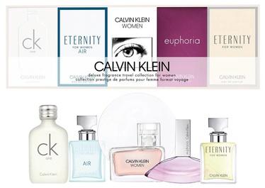 Calvin Klein Deluxe Fragrance Collection For Women 5pcs Set 29ml
