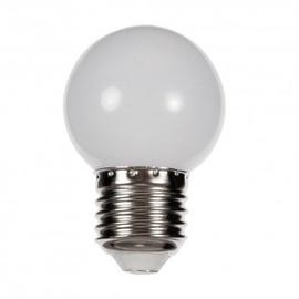 Led lamp Spectrum P45, 1W, E27, 6000K, 20lm